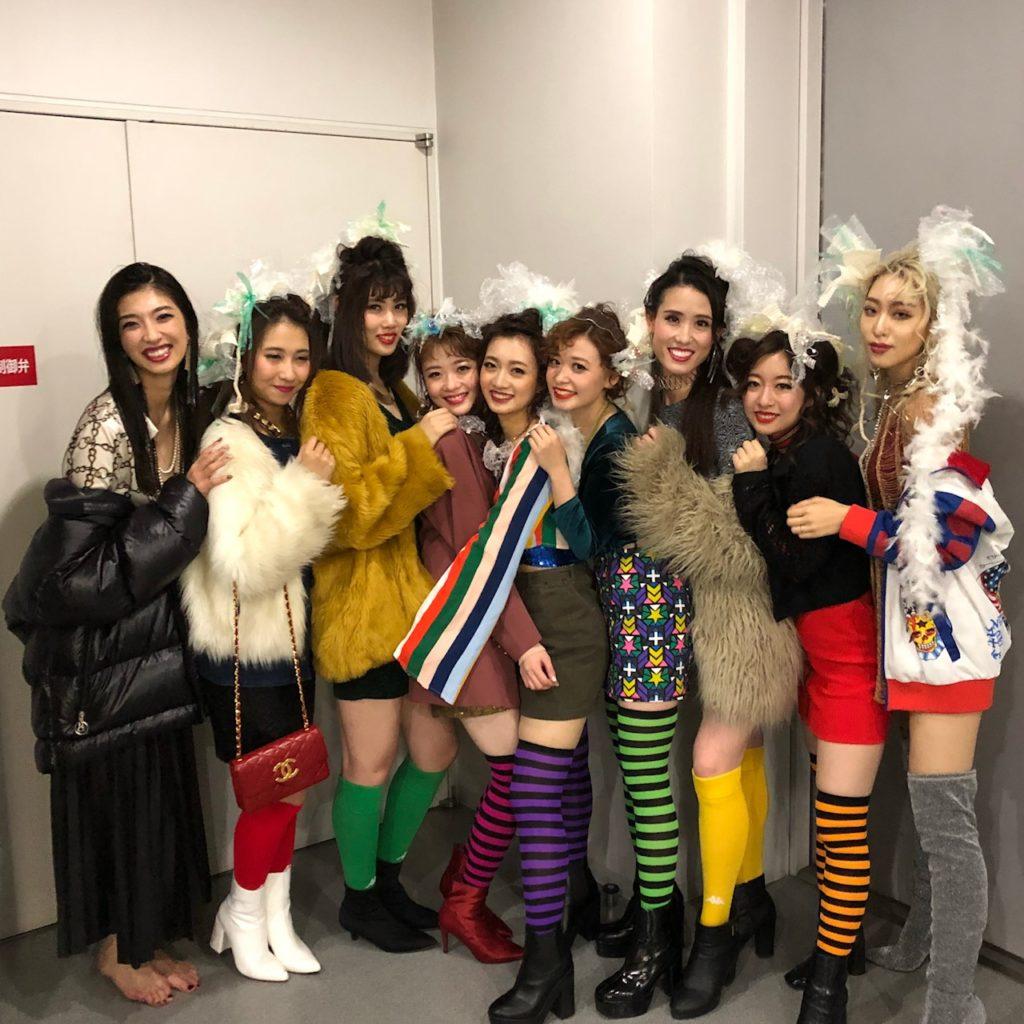 2018.10月 ファッションサーカス